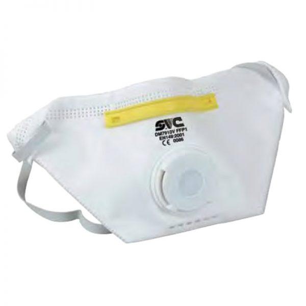 Máscara de Proteção FFP1 com válvula - Lidermaq