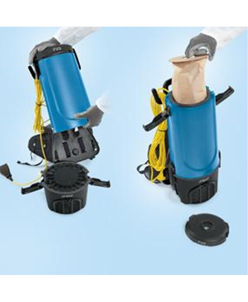 aspirador de costas com cabo fimap fv9 5
