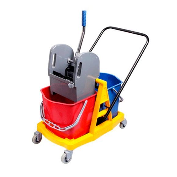 Carro Limpeza DUO 30 litros com Espremedor