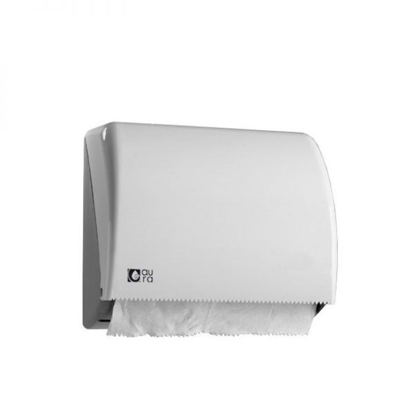 Dispensador Papel Auto-corte em ABS - lidermaq