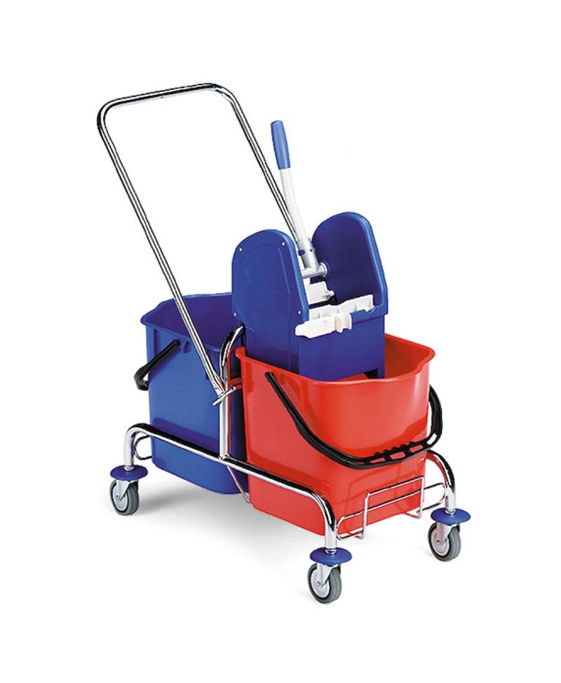 Carro de Limpeza DUO 50 - Lidermaq