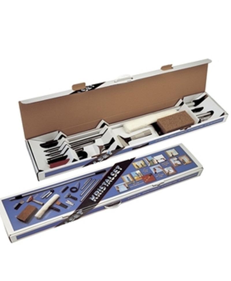 Kit para Limpeza de Vidros PULEX - Lidermaq