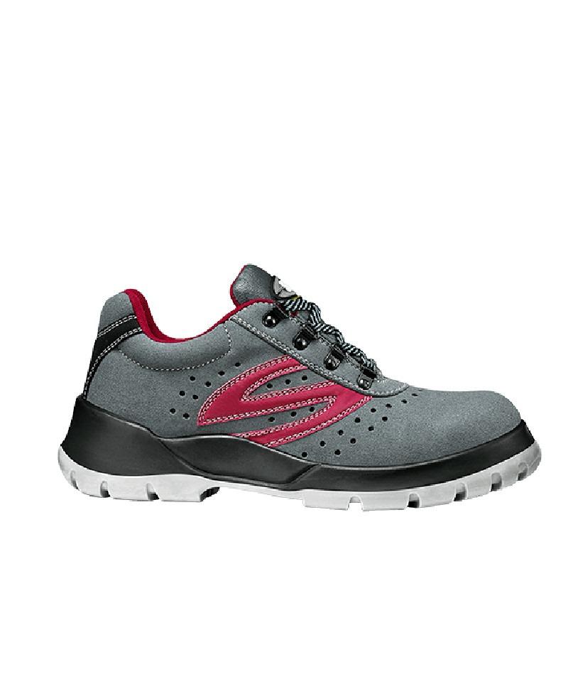 Sapato em Camurça com Biqueira em Aço S1 SRC - Lidermaq