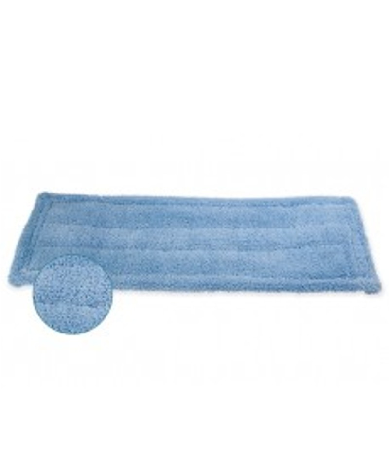 Mopa de Microfibra Azul com armação - lidermaq