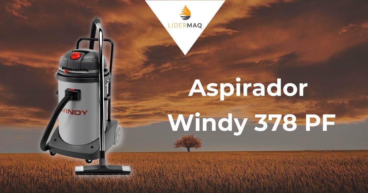 Promoção - Aspirador Windy 378 PF