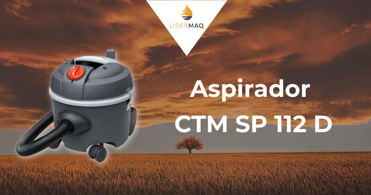 Aspirador CTM SP 112 D