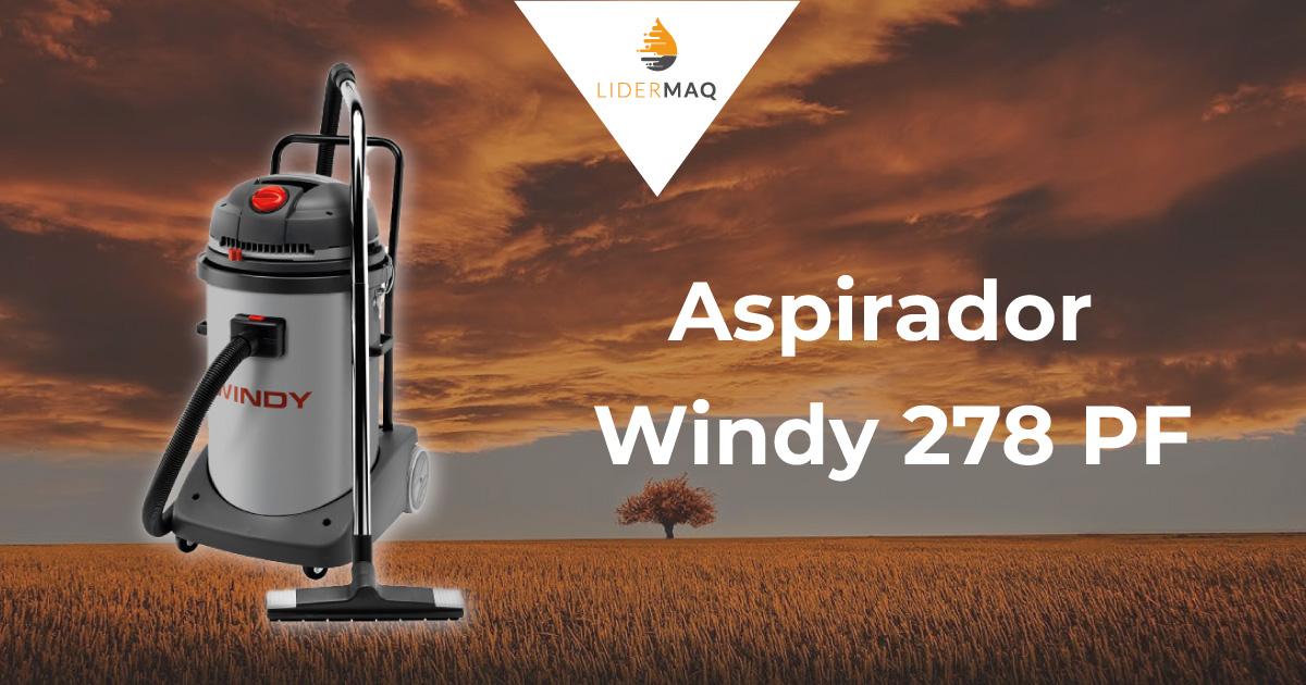 Aspirador Windy 278 PF