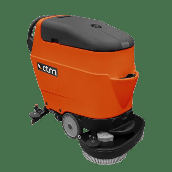 LIDERMAQ - Máquinas, Equipamentos e Produtos de Limpeza - Lavadora de Pavimentos CTM Mizar Evo 66 BT