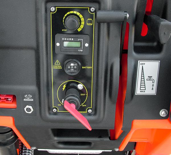 Lavadora de Pavimentos CTM Mizar Evo 66 BT